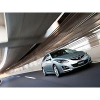 Mazda 6 картинки, заставки на рабочий стол бесплатно