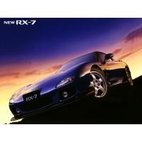 Mazda RX-7 картинки, обои, скачать заставку на рабочий стол