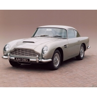 Aston Martin DB5 обои (2 шт.)