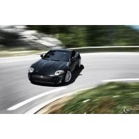 Jaguar XKR обои (5 шт.)