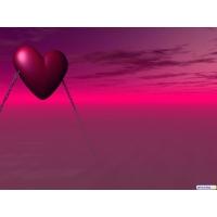 3D Сердце картинки и фоны для рабочего стола windows