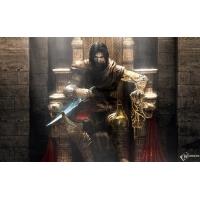 Принц персии на троне обои и картинки на красивый рабочий стол