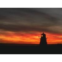Маяк на закате скачать бесплатно картинки на комп и обои