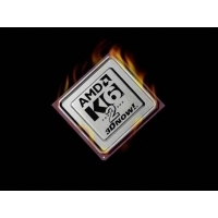 AMD K6 2 красивые заставки на рабочий стол