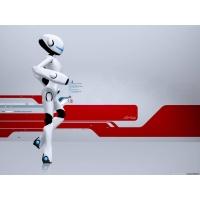 Робот обои (4 шт.)