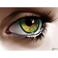 Глаз обои (4 шт.)