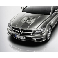 Mercedes-Benz, CLS 63 AMG, 2011 обои для большого рабочего стола и картинки