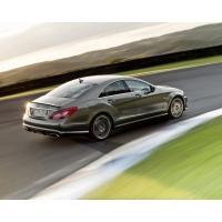 Mercedes-Benz, CLS 63 AMG, 2011 красивое фото на рабочий стол и картинки