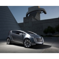 Cadillac, Urban Luxury Concept, 2010 клевые картинки - тюнинг рабочего стола