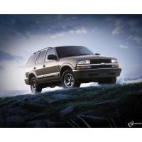 Chevrolet Blazer обои (2 шт.)