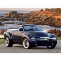 Chevrolet SSR обои (2 шт.)