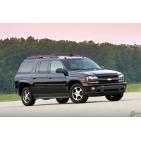 Chevrolet TrailBlazer обои (4 шт.)