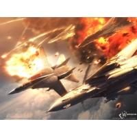Ace Combat обои (6 шт.)