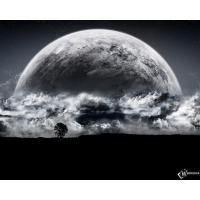 Луна обои (12 шт.)