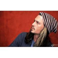 Johnny Depp обои (2 шт.)