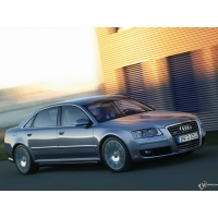 Audi A8L обои (2 шт.)