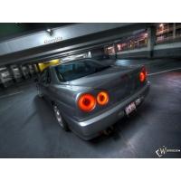 Nissan Skyline обои (11 шт.)