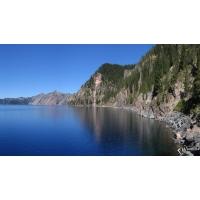 Горное озеро картинки, скачать фоновый рисунок рабочего стола