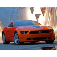 Ford Mustang Giugiaro обои (2 шт.)
