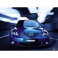 Mazda 3 Hatchback обои (4 шт.)