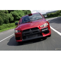 Mitsubishi Lancer Evolution обои (5 шт.)