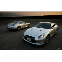 Nissan GTR обои (7 шт.)