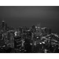Чикаго обои (2 шт.)