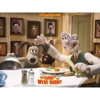 Уоллес и Громит: Проклятие кролика-оборотня картинки и качественные обои на рабочий стол