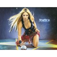 Шакира обои (10 шт.)