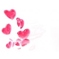 Сердечки  обои (13 шт.)