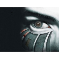 Глаз обои (3 шт.)