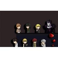 Death Note картинки и фотки на рабочий стол