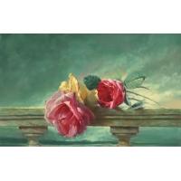 Живописные розы красивые обои и фото установить на рабочий стол