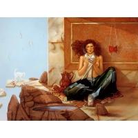 Michael Parkes обои и картинки на рабочий стол бесплатно