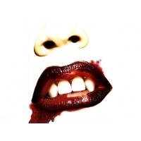 Вампирша 3d обои для большого рабочего стола и картинки