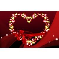 Сердце в подарок картинки и оформление рабочего стола windows