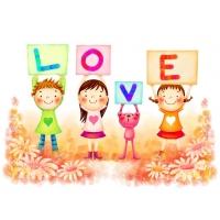 Love скачать красивые обои для рабочего стола