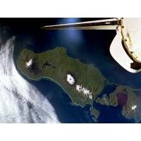 Вид из космоса фото обои и картинки
