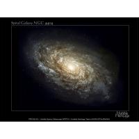 Spiral Galaxy NGC 4414 картинки и заставки на рабочий стол