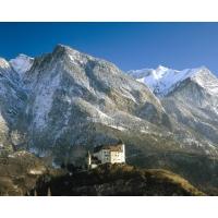 Лихтенштейн, Бальцерс, замок Гутенберг  бесплатные картинки на комп и фотки для рабочего стола