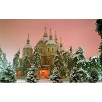 Свято-Вознесенский кафедральный собор, Алма-Ата картинки и широкоформатные обои для рабочего стола