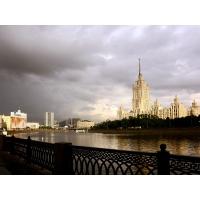 Пасмурная Москва картинки и прикольные обои на рабочий стол