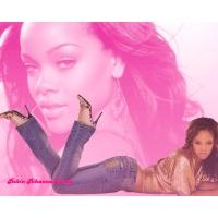 Rihanna обои (2 шт.)