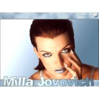 Milla Jovovich обои (13 шт.)