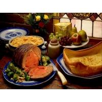 Мясо и фрукты картинки и обои, изменить рабочий стол
