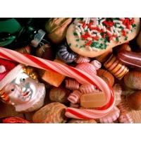 Рождественские сладости картинки и обои, поменять рабочий стол