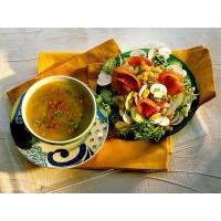 Куриный суп скачать красивые обои для рабочего стола