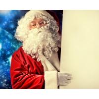 Санта скачать красивые обои для рабочего стола