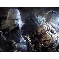 The Witcher широкоформатные обои и большие картинки