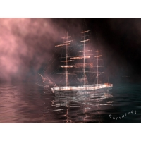 Корабли обои (9 шт.)